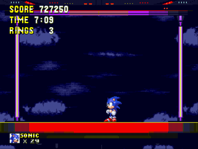 Sonic the Hedgehog 3 - aaawwwwwyyyyeeeaaaa! - User Screenshot